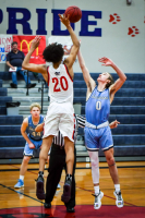 Gallery: Boys Basketball Hockinson @ Black Hills